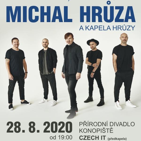 MICHAL HRŮZA & KAPELA HRŮZY, Konopiště