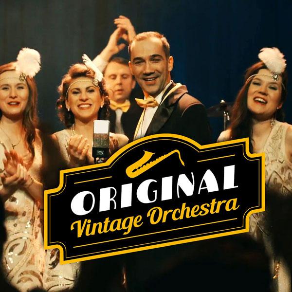 Velká swingová noc - Original Vintage Orchestra