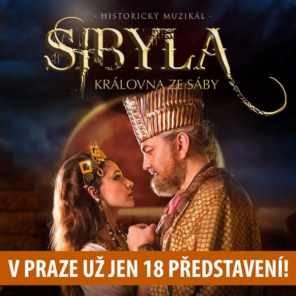 Sibyla Královna ze Sáby - MUZIKÁL
