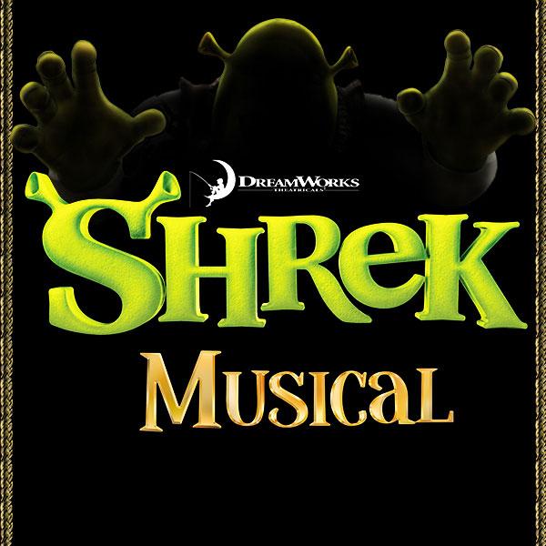 SHREK – muzikál