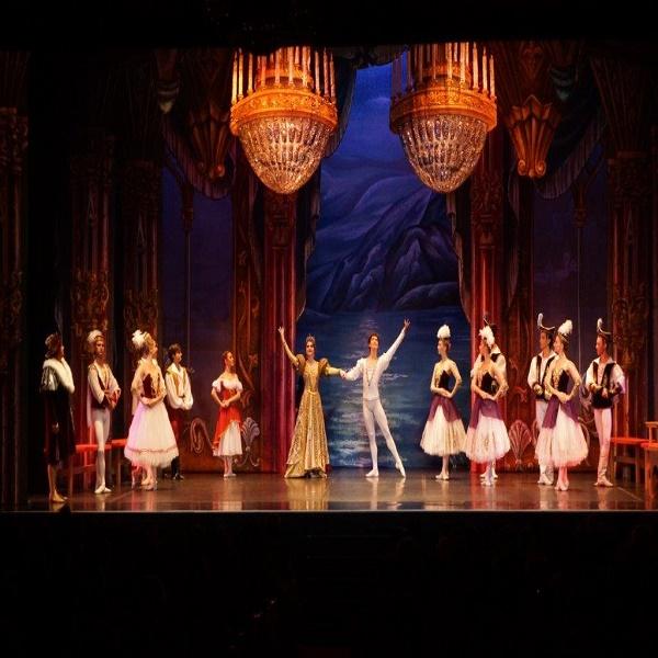 LABUTÍ JEZERO - St. Petersburg Ballet