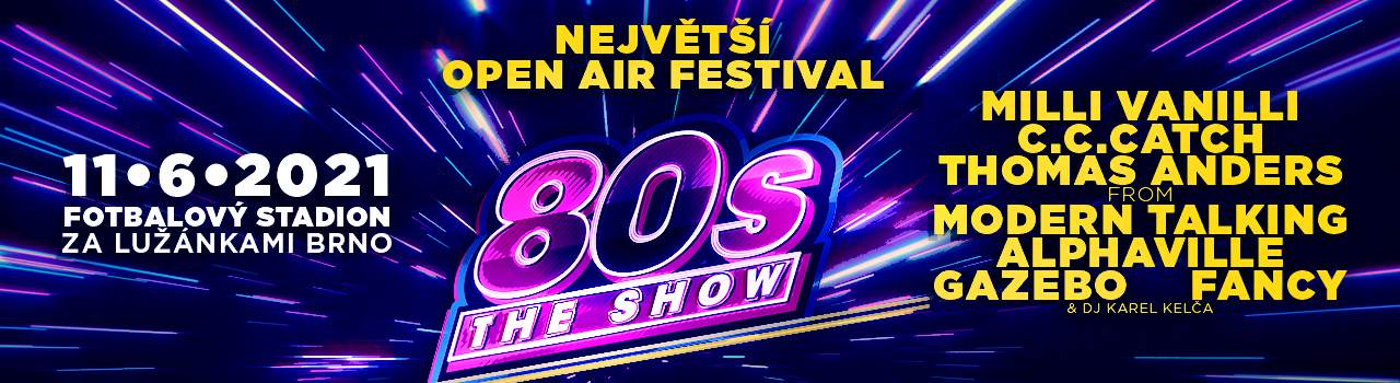 80s THE SHOW 2021