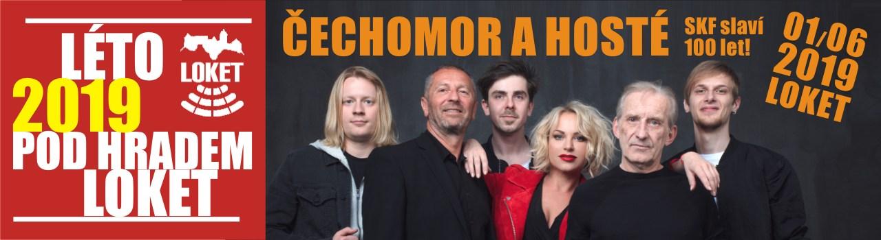 LOKET - ČECHOMOR