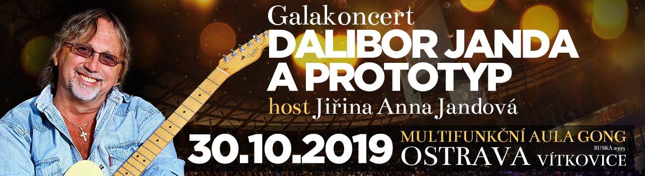 DALIBOR JANDA OSTRAVA -