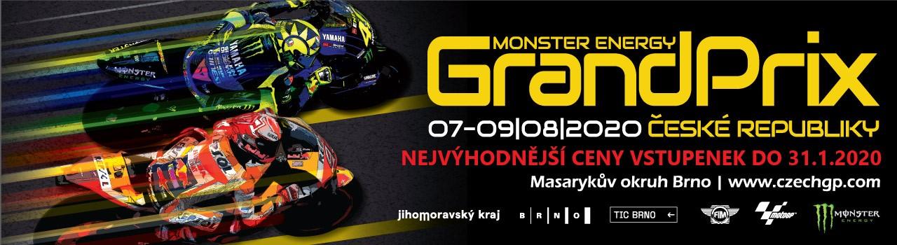 Grand Prix České republiky 202
