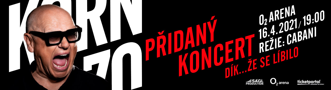 Jiří Korn - Přidaný koncert