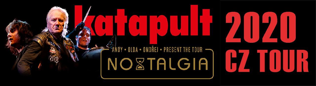 KATAPULT NOSTALGIA TOUR 2020 -