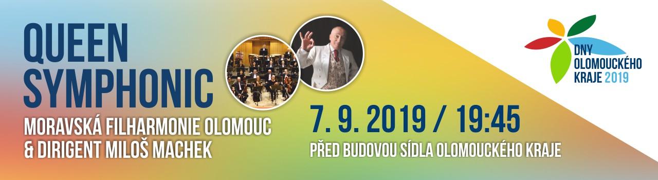 Open air koncert Olomouckého k