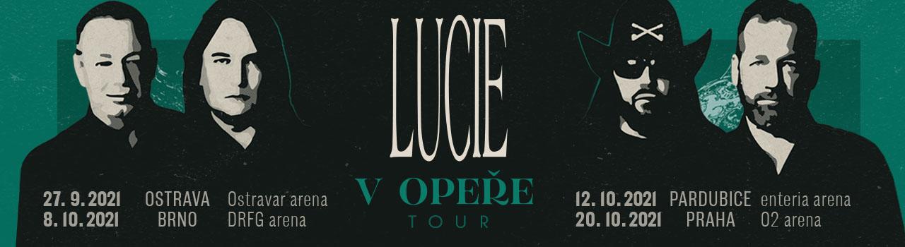 LUCIE v opeře
