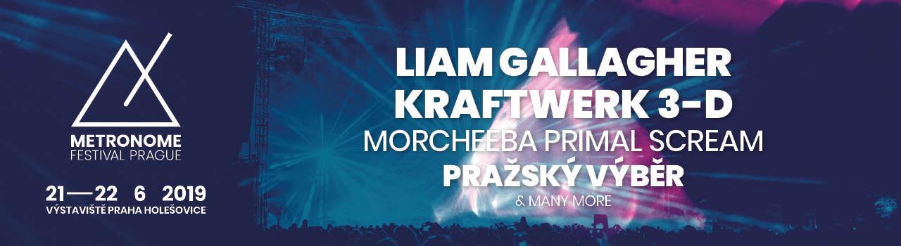 METRONOME FESTIVAL PRAGUE 2019