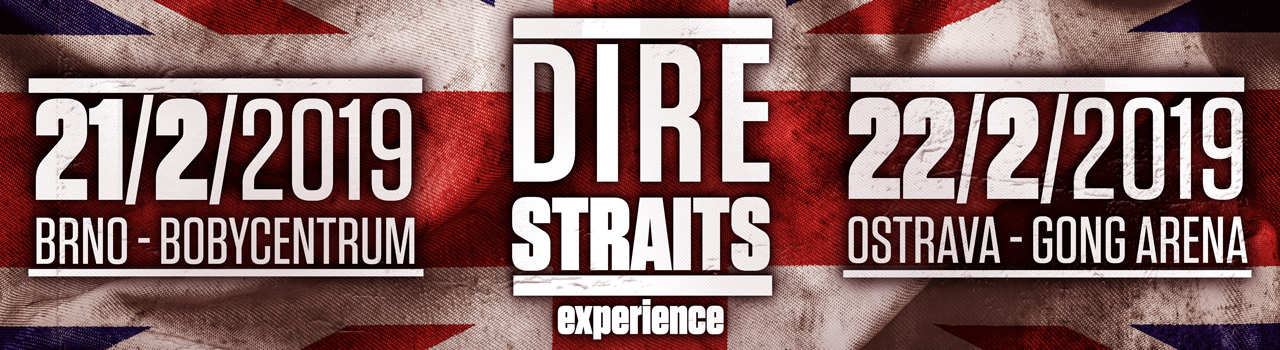 THE DIRE STRAITS EXP 2019