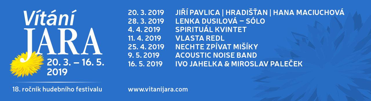VÍTÁNÍ JARA 2019