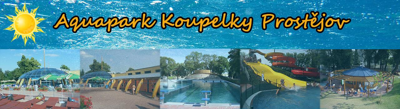Aquapark Koupelky Prostějov
