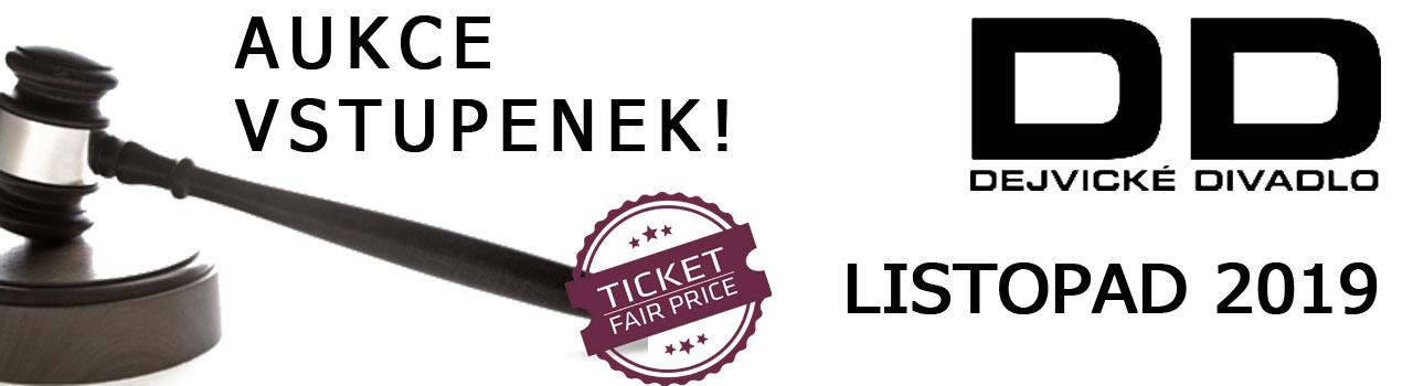 Ticketfairprice Dejvické divad