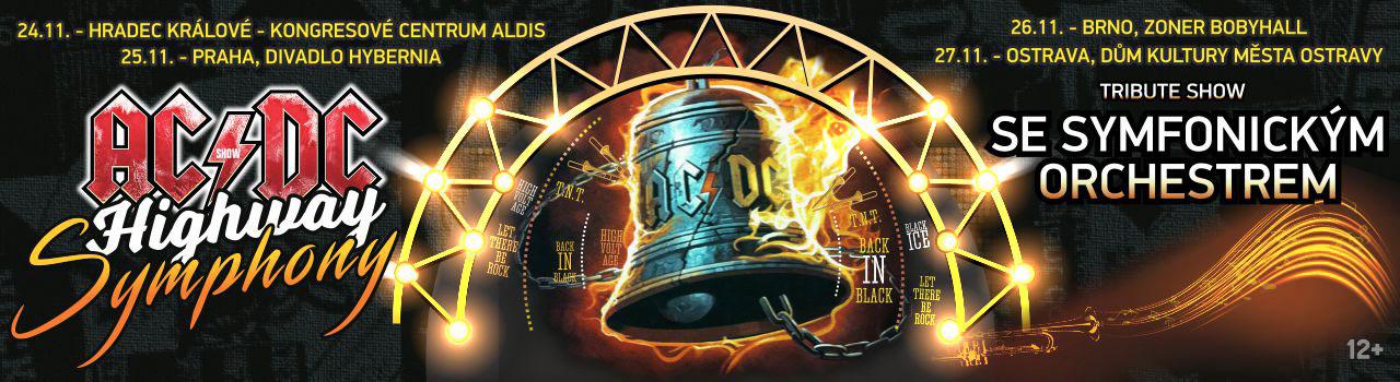 AC/DC Tribute Show se symfonic