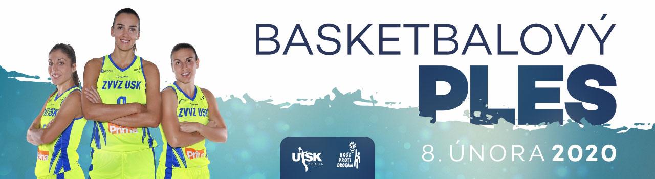 Basketbalový ples 2020