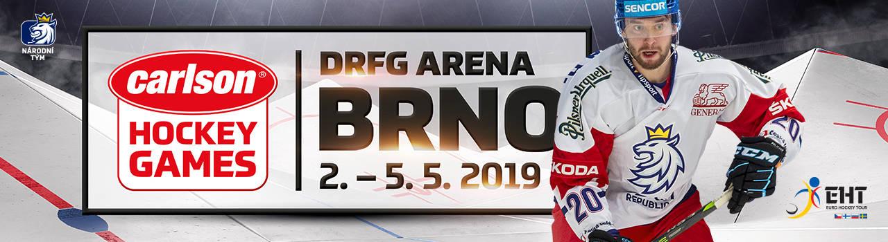 Carlson Hockey Games 2019
