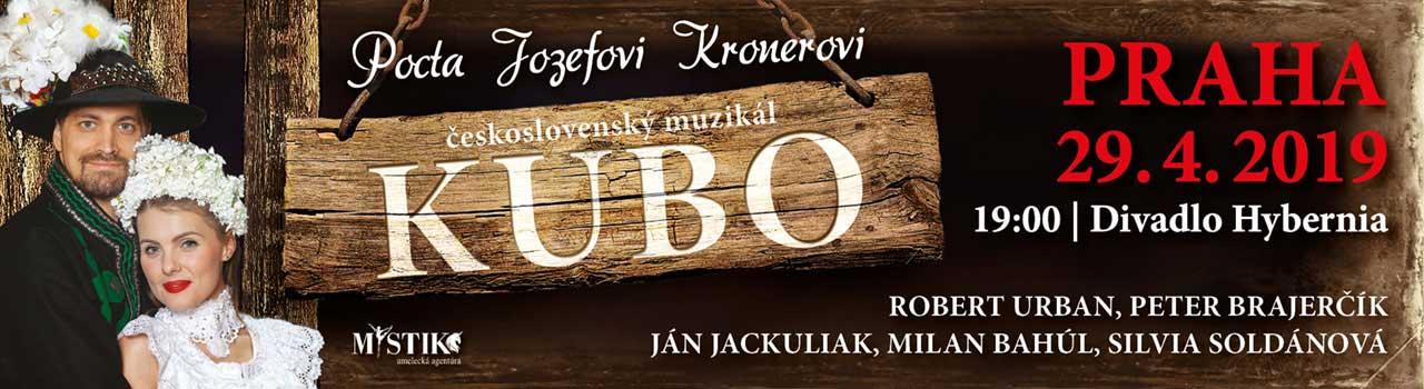 Československý muzikál KUBO -