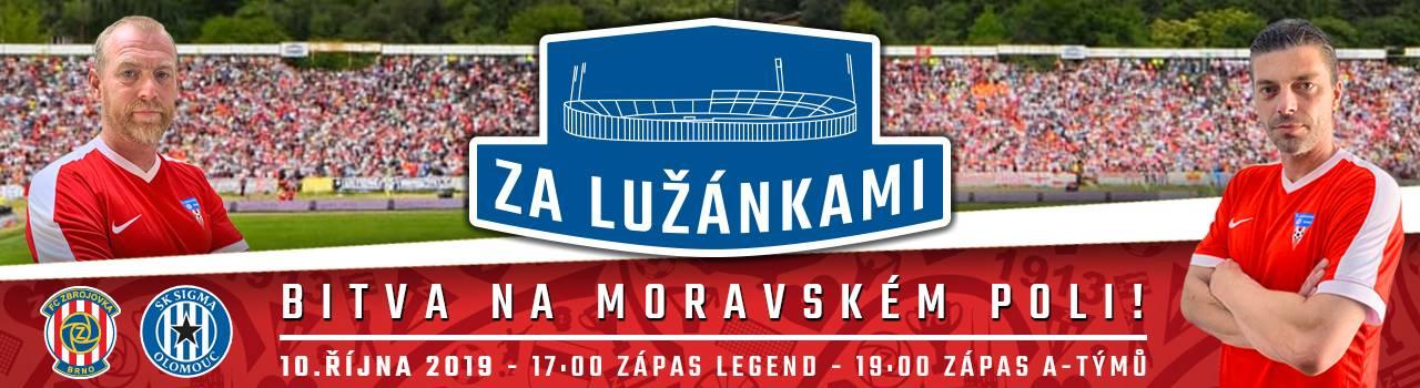 FC ZBROJOVKA BRNO – BITVA NA M