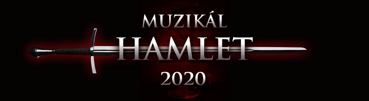HAMLET - muzikál 2020