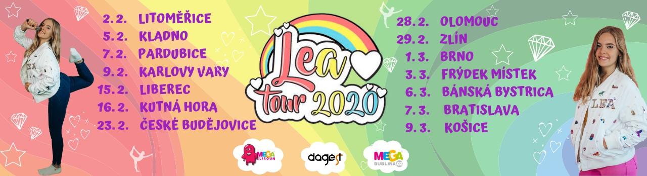 LEA TOUR 2020