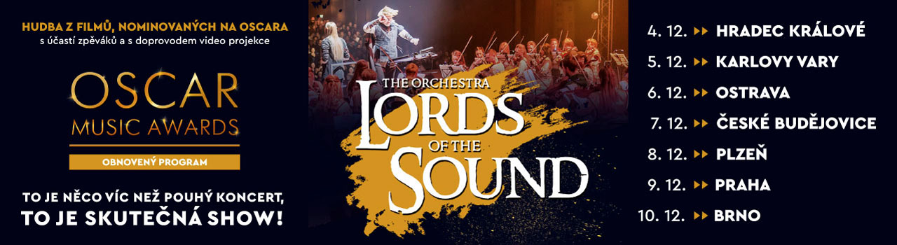 LORDS OF THE SOUND s programem