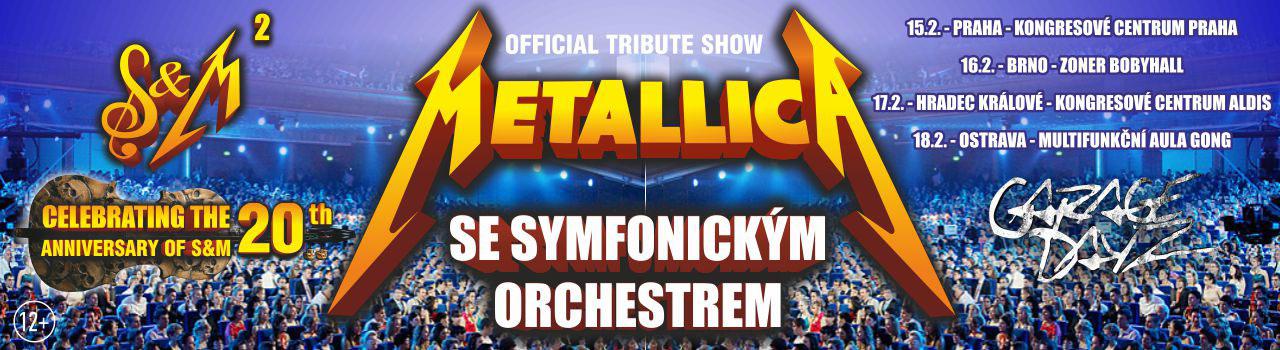 METALLICA S & M Tribute Show 2