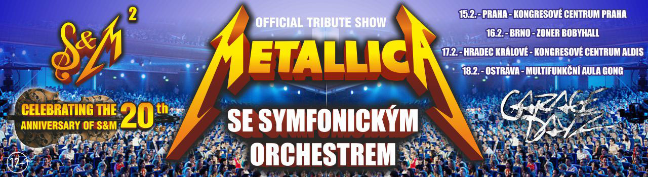 METALLICA S & M Tribute Show 2