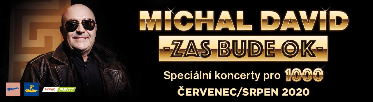 "MICHAL DAVID - ""Zas bude OK –"