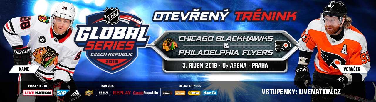 OPEN PRACTICE 2019 NHL GLOBAL