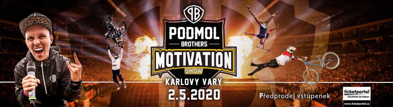 PODMOL Brothers MOTIVATION