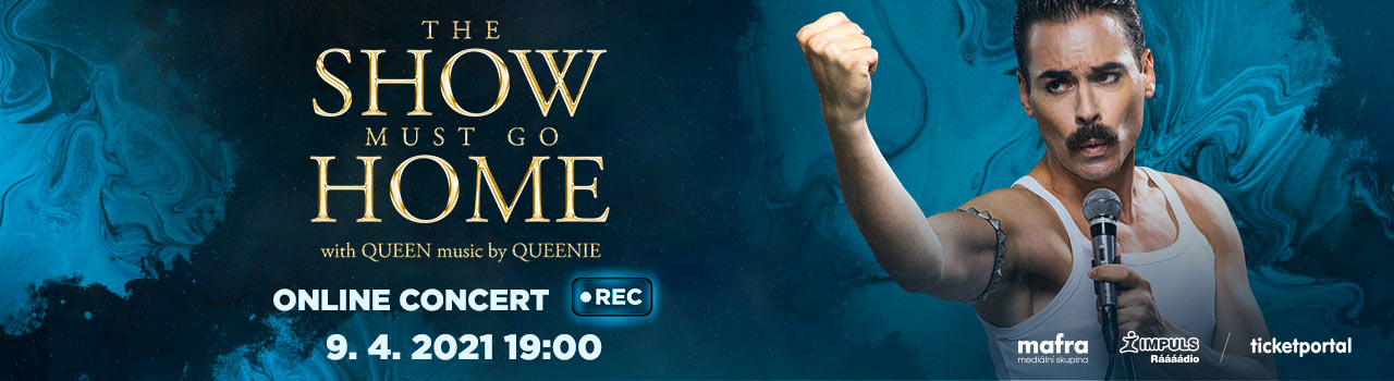 Queenie - The Show Must Go Hom