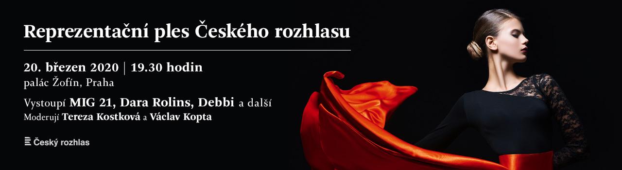 Reprezentační ples Českého roz