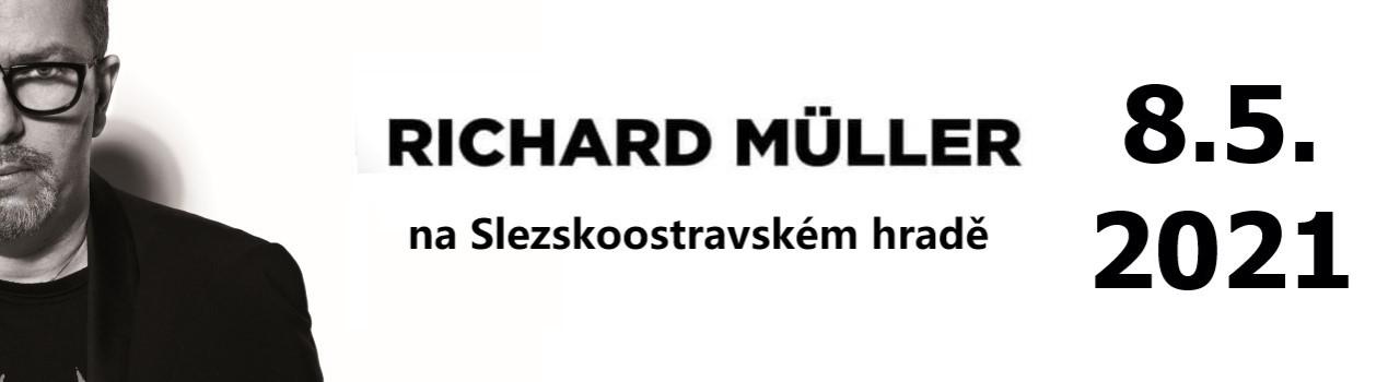 Richard Müller na Slezskoostra