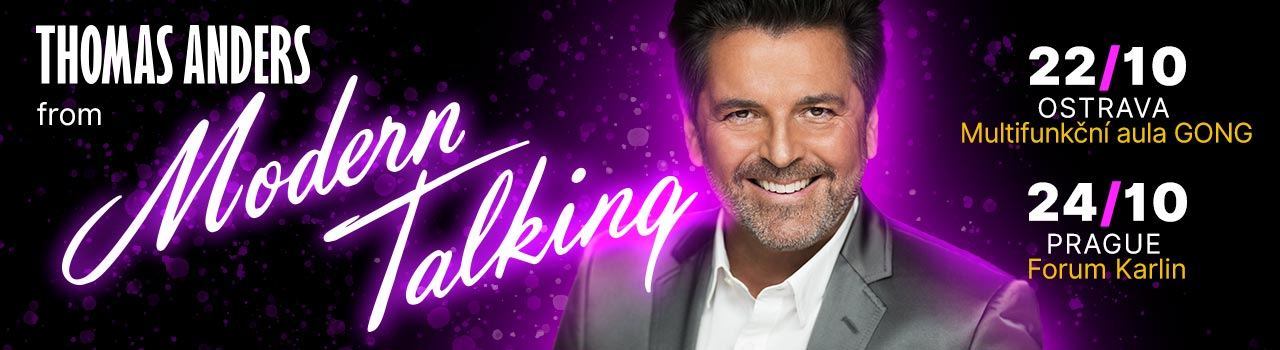 Thomas Anders & MODERN TALKING