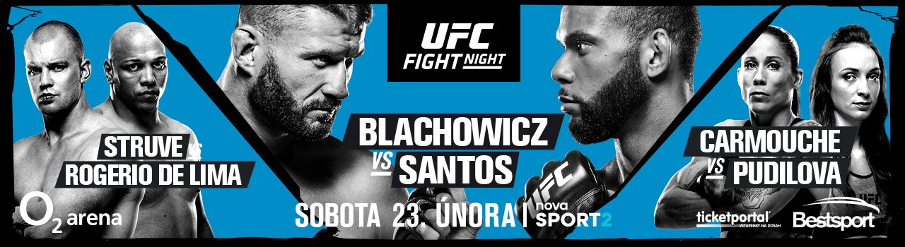 UFC FIGHT NIGHT PRAGUE