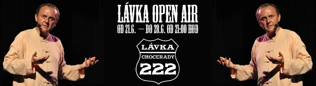 Open air Lavka - Chocerady